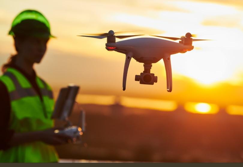 komatsu-drone